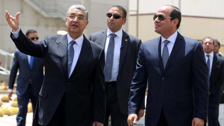 Sisi and the government moved to the administrative capital next June